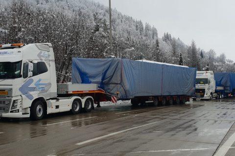 special transport