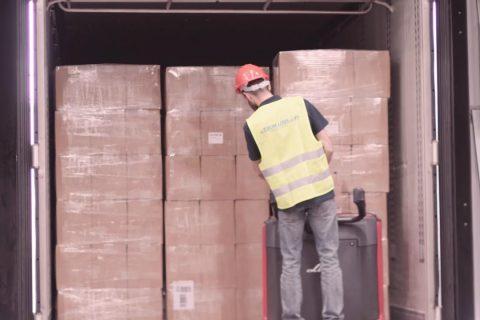 storage worker